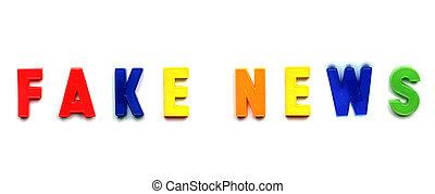 nieuws, vervalsing, brieven, plastic