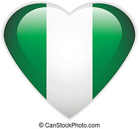 Nigeria flag button.