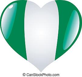 Nigeria in heart