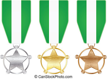 nigeria medals