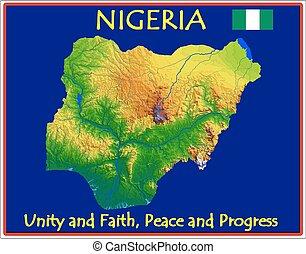 nigeria, motto