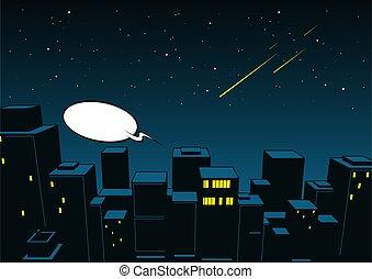 Night City Background 26