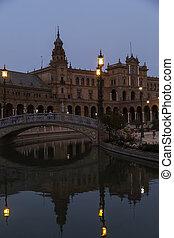 night in Cordoba, Andalusia