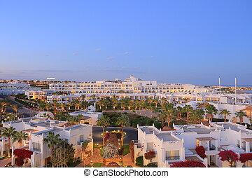 Night in Sharm el Sheikh