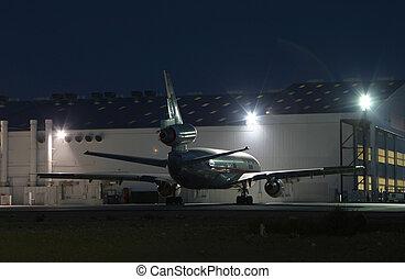 Night Jet #1