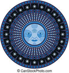 Night Mandala