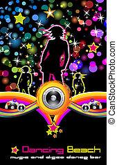 Ladies Music Background