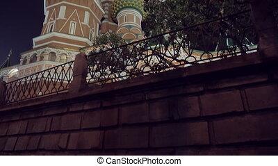 Night Red Square slider