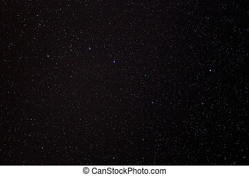 Night sky stars background - Narural real night sky stars...