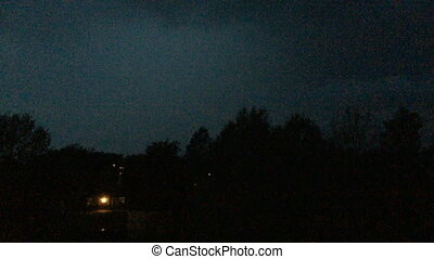 night thunderstorm timelapse - night thunderstorm time lapse...