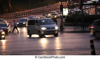 night traffic 3