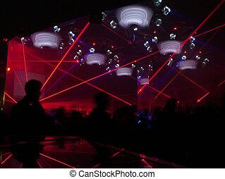 Nightclub - Night clubbing