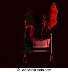 Nightmare dreams #02 - Your worst nightmare Halloween motive...