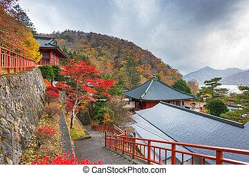 Nikko, Tochigi, Japan in Autumn