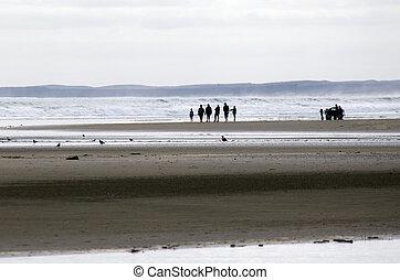 Ninety Mile Beach - New Zealand