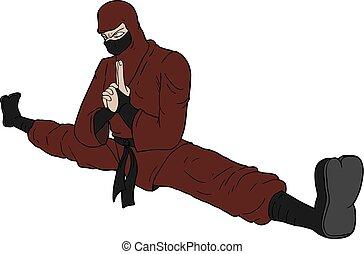 ninja, ポーズを取りなさい, 才能