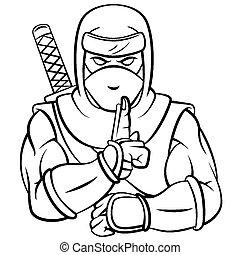 ninja, kabala