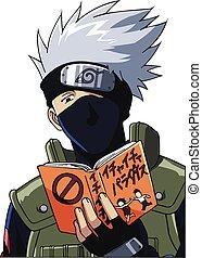 ninja, vector