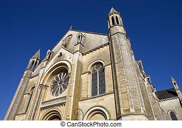 niort, 教会