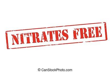 nitrates, libre