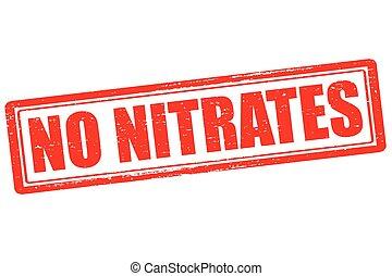 nitrates, nee