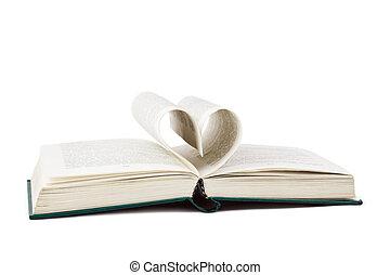 nitro, kniha, historka, uformovaný