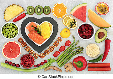 nitro, systém, nést, cardiovascular, strava