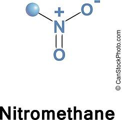 Nitromethane is an organic compound