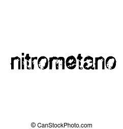 nitromethane stamp in italian - nitromethane black stamp in...