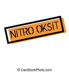 nitrous oxide stamp in turkish - nitrous oxide black stamp...