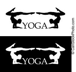 niveau, geavanceerd, yoga, pose-