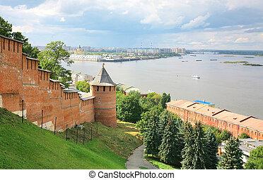 Nizhny Novgorod Kremlin Russia