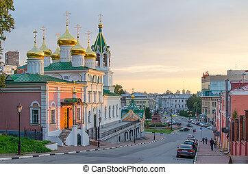 Church of the Nativity of John the Baptist in Nizhny Novgorod