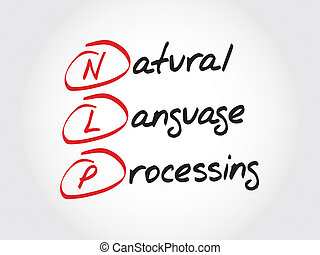 Natural Language Processing - NLP Natural Language...