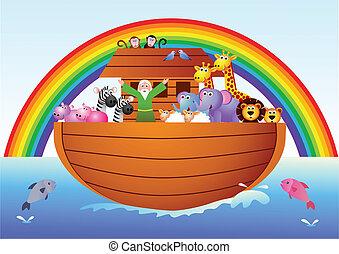 noé, arca