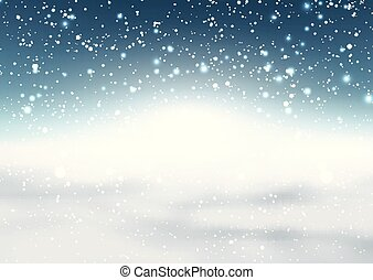 noël, fond, 3008, neigeux