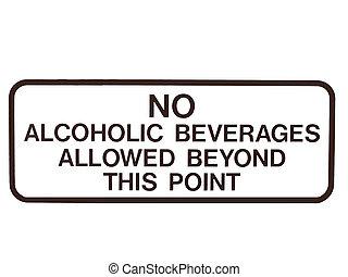 no, alcohol