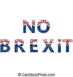 No brexit