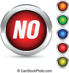 No button.