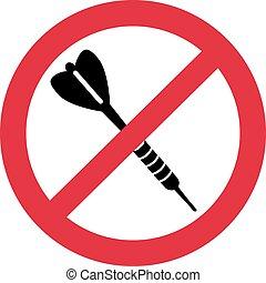 No Darts
