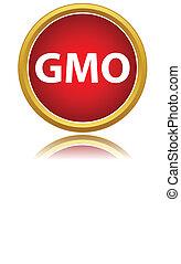 No GMO sign icon