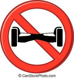 No hoverboard