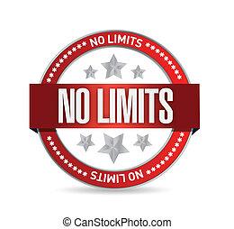 no limits seal illustration design