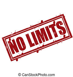 No Limits-stamp