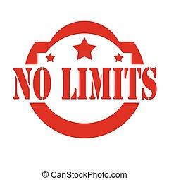 No limits-stamp