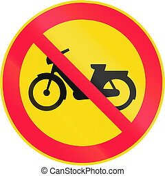 No Mopeds in Finland