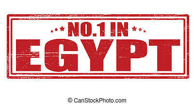No one in Egypt - Stamp with text no one in Egypt vector ...