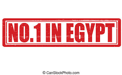 No one in Egypt - Stamp with text no one in Egypt vector...