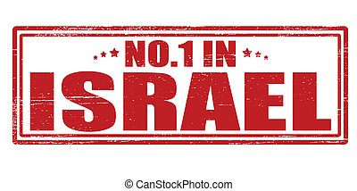 No one in Israel - Stamp with text no one in Israel vector ...