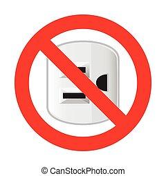 No Outlet Symbol